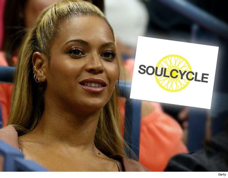 Beyonce's Hair Didn't Get Stuck in SoulCycle Bike
