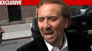 Nic Cage Settles Beef with Producer