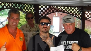 Bam Margera's Rehab Puts Celeb Boxing Promoter in Dire Position
