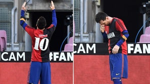 Lionel Messi Hit with Tiny Fine For In-Game Diego Maradona Jersey Tribute