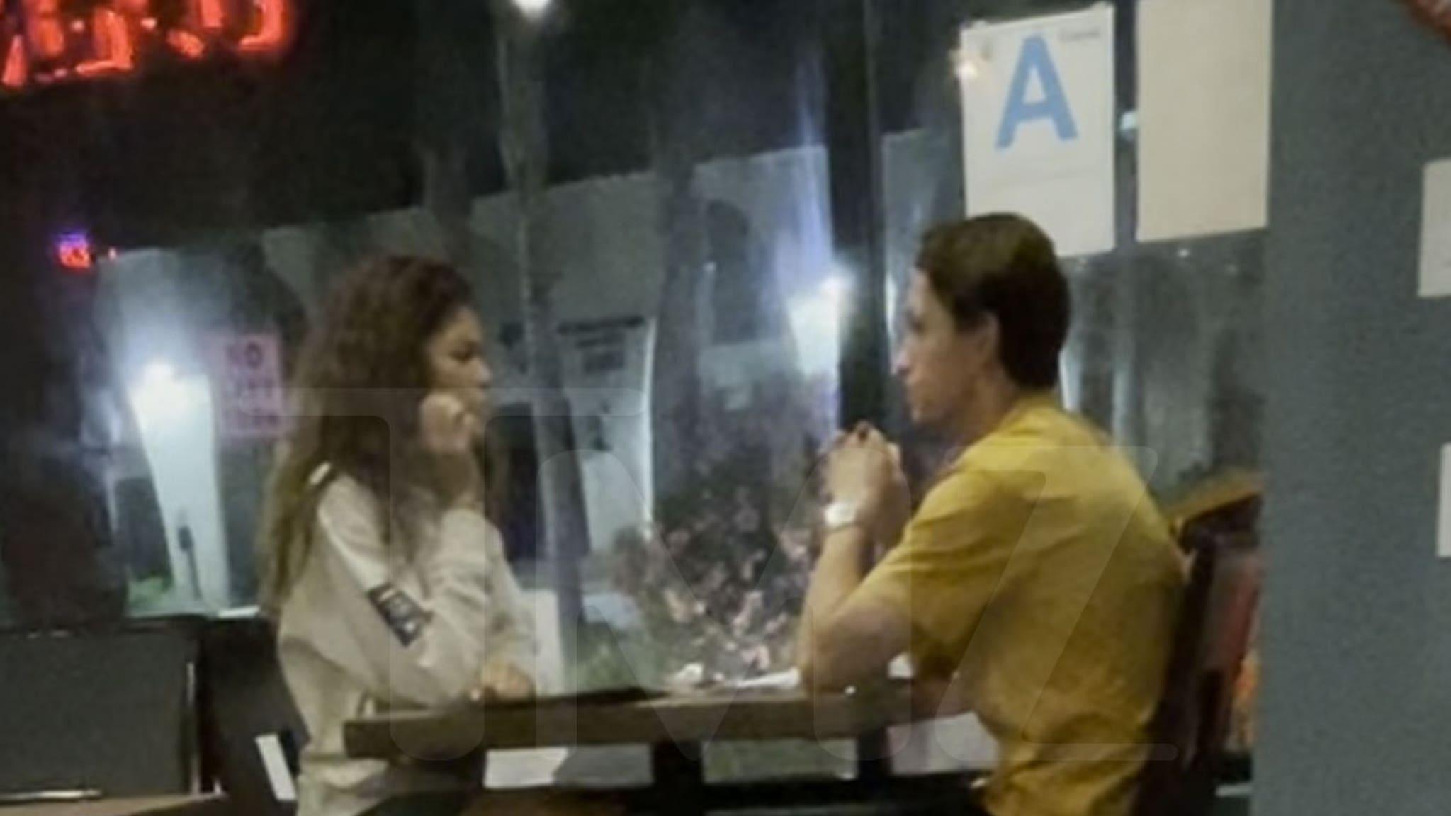 Zendaya & Tom Holland Grabbed Date Night Thai Day Before Going Public