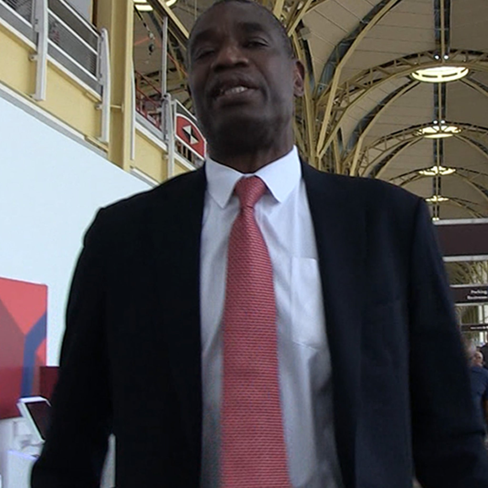 Dikembe Mutombo on Mass Shootings, 'Nothing Shocks Me Anymore In America'