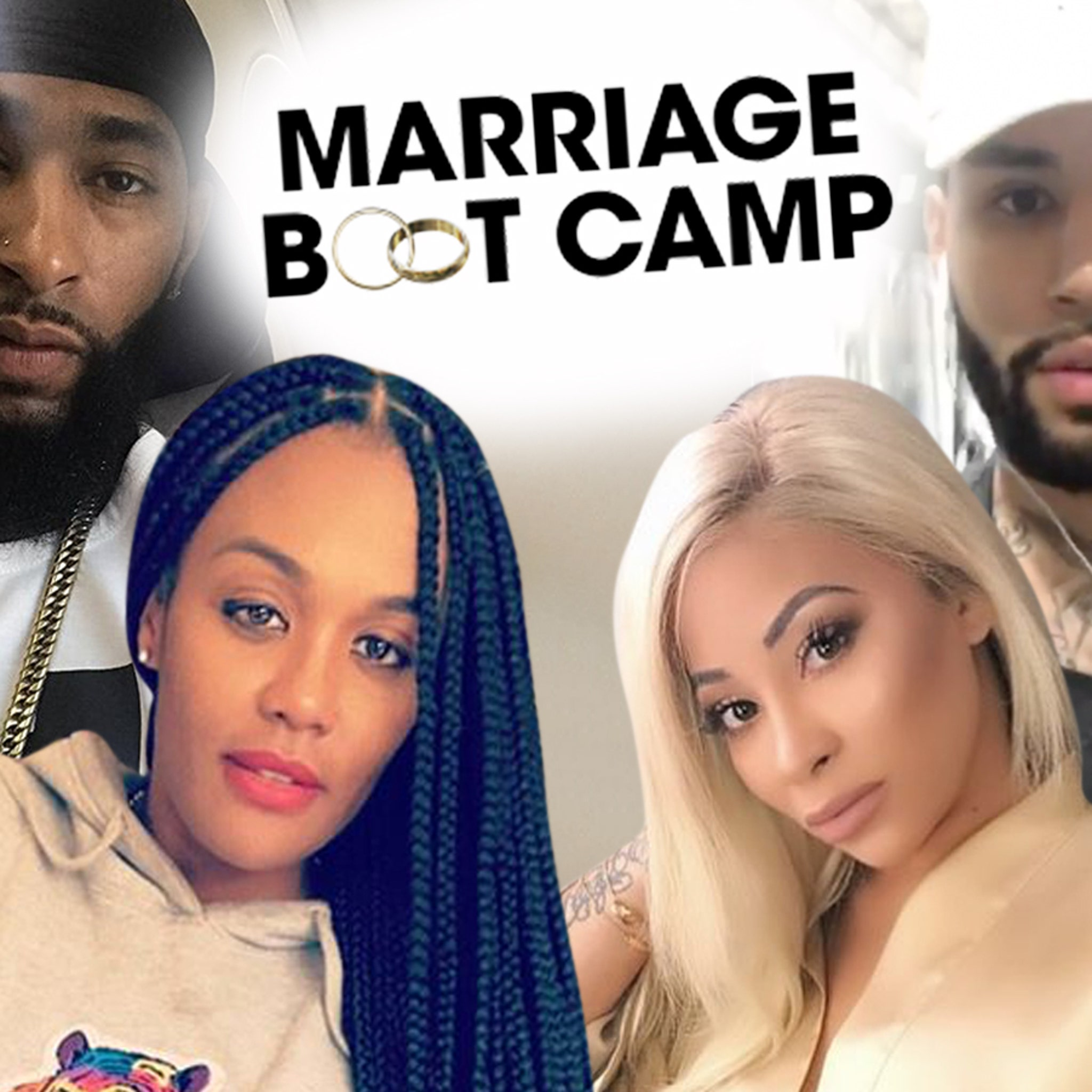 'Marriage Boot Camp' Brawl Involving Hazel-E Shuts Down Production