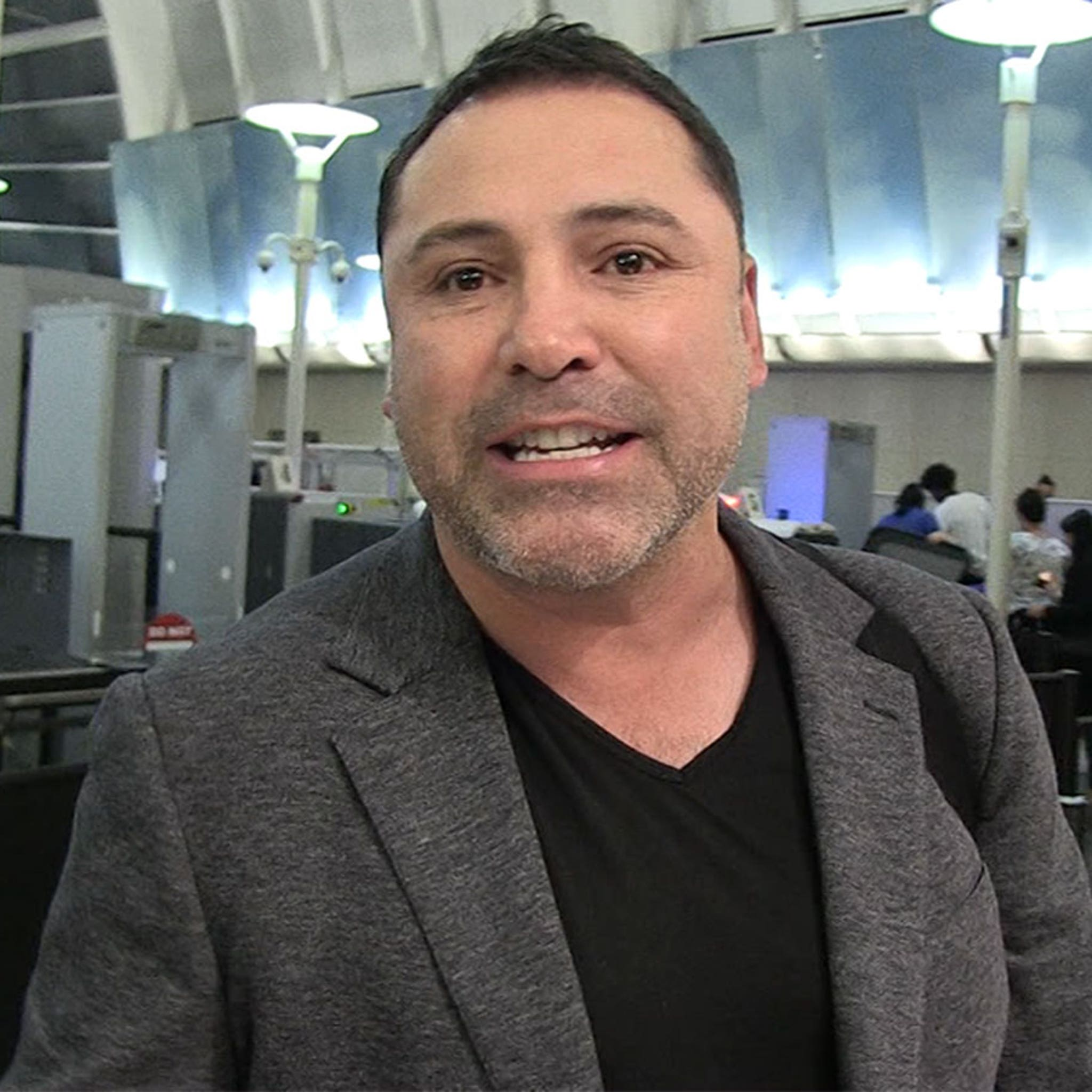 Oscar De La Hoya Denies Abusing Staffer While Intoxicated, 'It's All Frivolous'