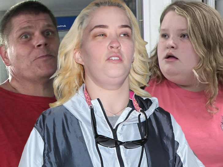 Mama June S Proving Bf Geno Is Her Priority Not Honey Boo Boo