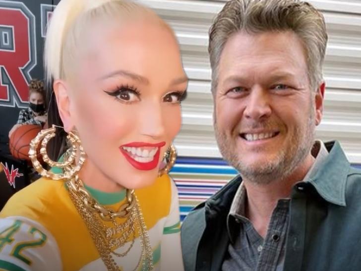 Gwen Stefani's Kids Were Signed Witness in Marriage to Blake.jpg