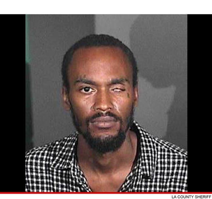 One-Eyed Singer Houston -- No Jail in DUI Case     I Like That