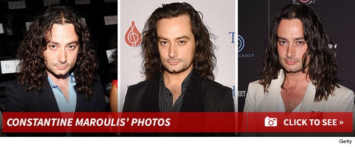 Constantine Maroulis' Freedom Photos