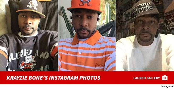 Krayzie Bone's Instagram Photos