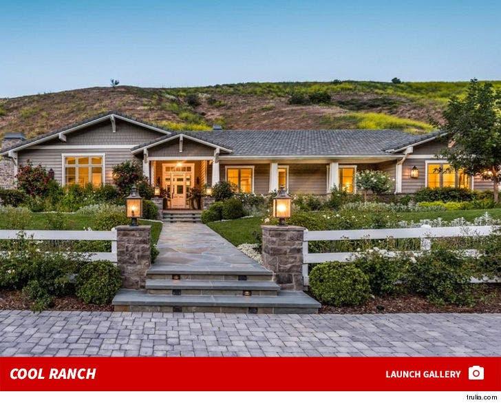 Kylie Jenner's Hidden Hills Ranch Home -- Sold!