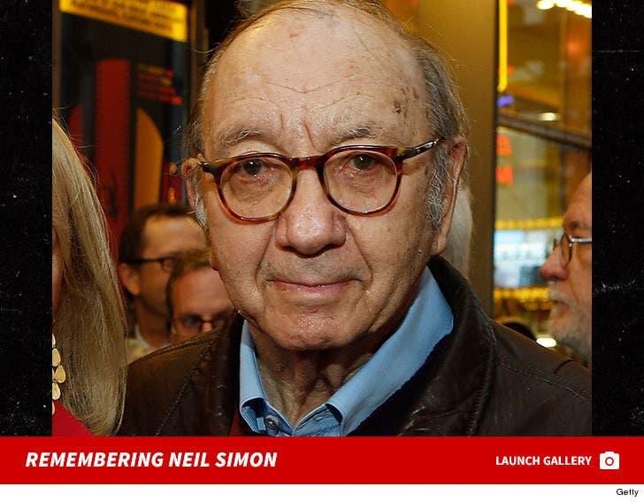 Remembering Neil Simon