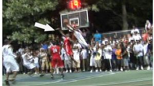 Street Baller OWNS Terrell Owens w/ NASTY Dunk