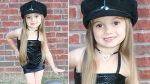 'Toddlers & Tiaras' Star -- From Baby Hooker Costume to Biker Vixen