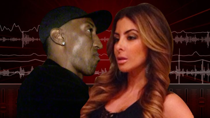 Larsa Pippen's 2nd 911 Call for Alleged Domestic Violence