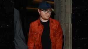 Ed Sheeran's 'Engagement Ring' Isn't as Flashy as His Fiancee's Rock