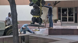UNLV Removes Mascot Statue Over Confederate Ties, School Nickname Next?