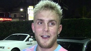 Jake Paul Making Music Video About FBI Raiding His Home