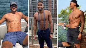 Clare Crawley's Shirtless 'Bachelorette' Cast
