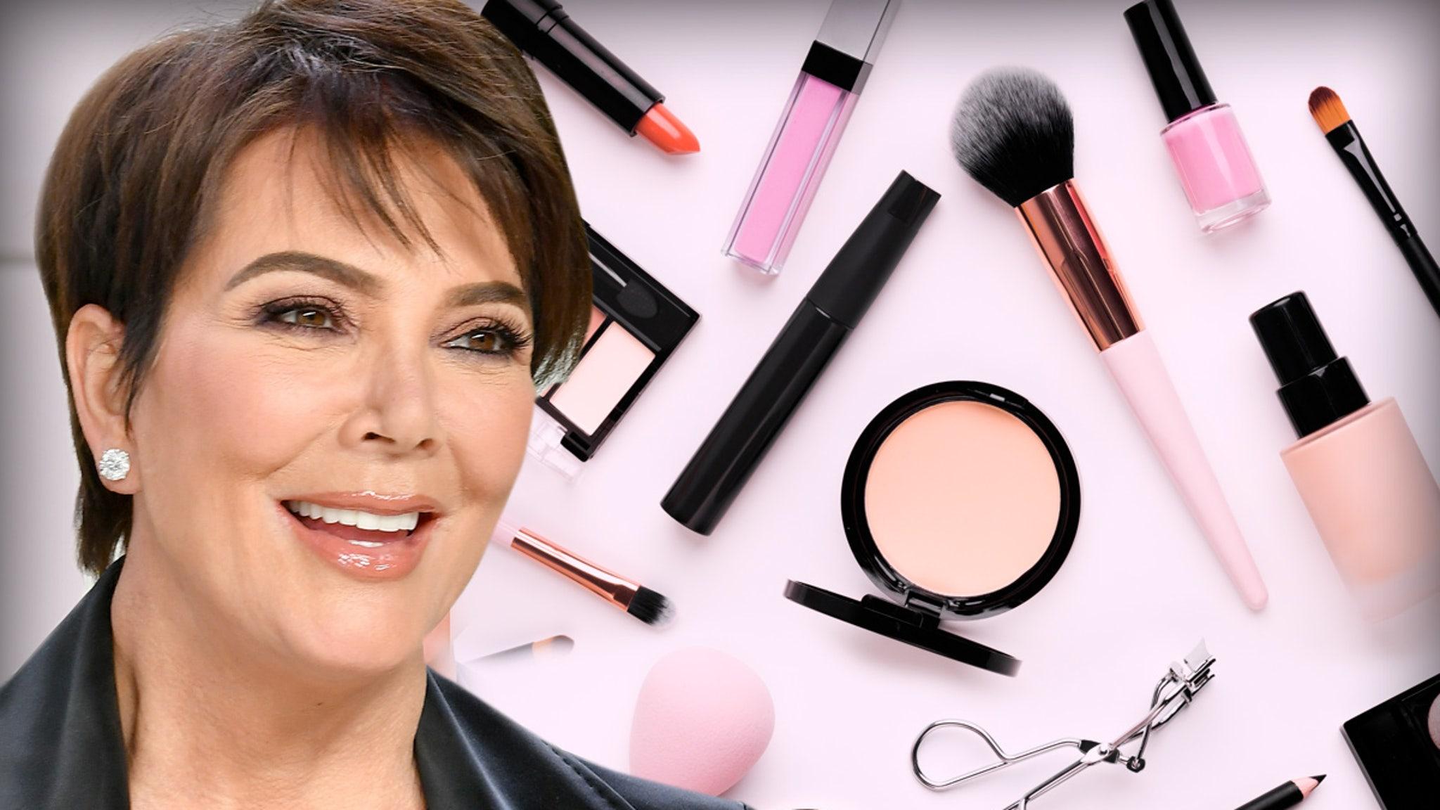 Крис Дженнер хочет следовать за дочерями в косметическом бизнесе