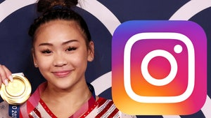 Suni Lee Passes 1 Mil. Instagram Followers After Gold Medal, Could Make Millions!
