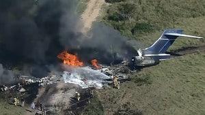 MLB Fans Heading To Red Sox Vs. Astros ALCS Survive Horrific Plane Crash