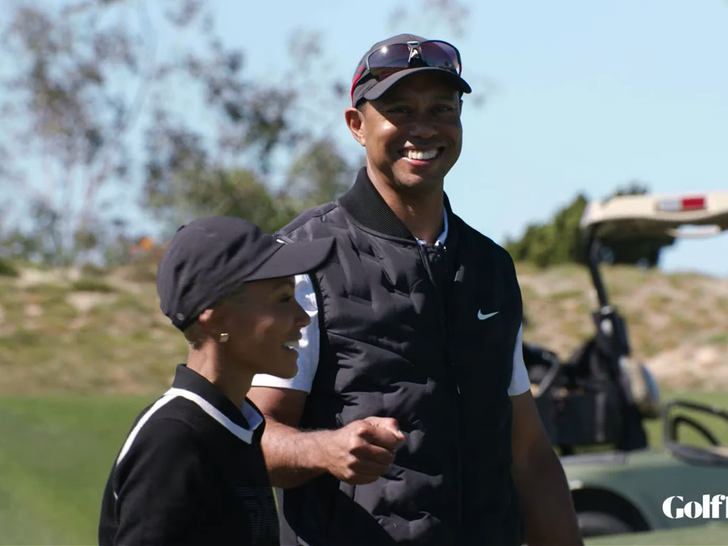 Tiger Woods Was Laughing & In Good Spirits Day Before L.A. Crash, New Video Shows.jpg