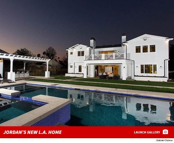 Jordan Clarkson's New L.A. Home