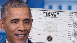 Barack Obama Signed NCAA Men's Bracket From 2012 Hits Auction, Starting Bid $10k!