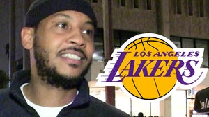 Carmelo Anthony Signs With Lakers, Finally Teams Up With LeBron!