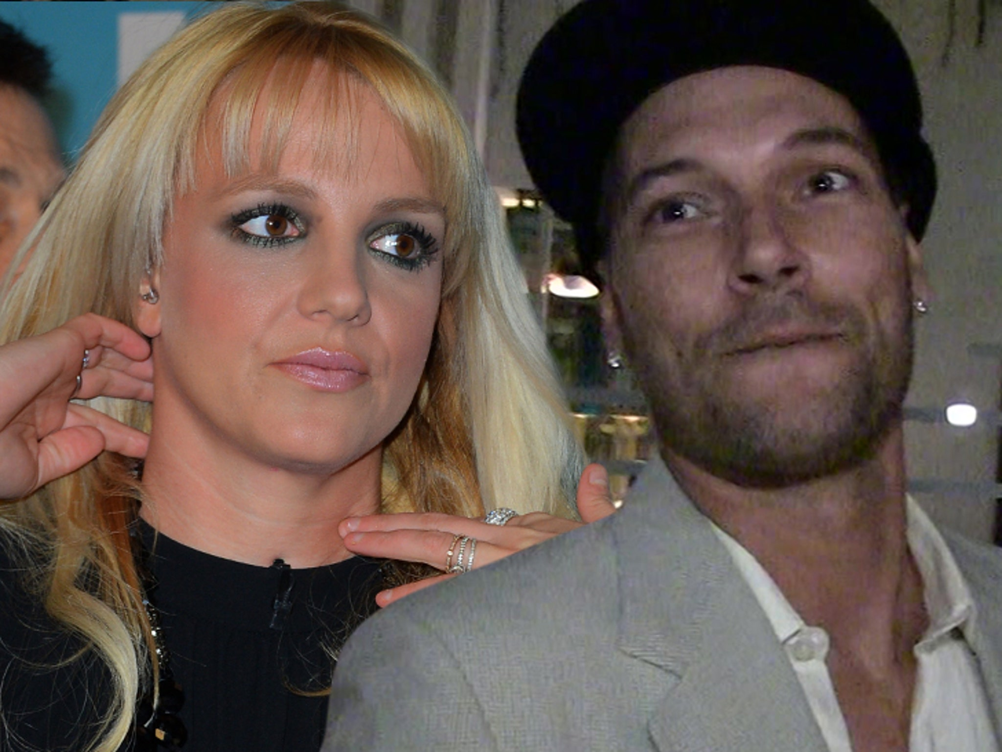 Britney Spears' Dad Wants Kevin Federline's Tax Returns to See if