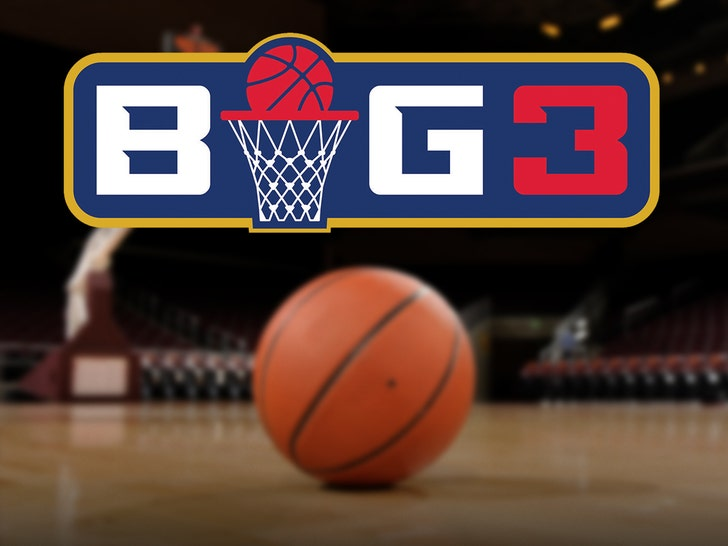 Big3 Looking To Launch Quarantined, Reality-TV-Style Tournament In April