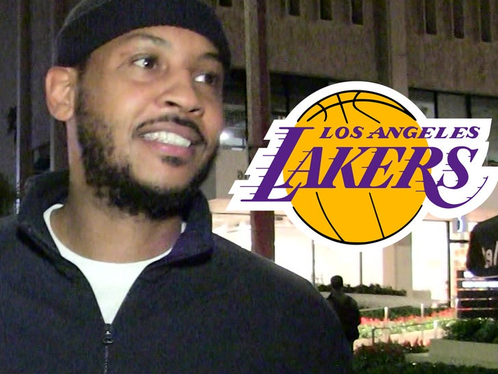 Carmelo Anthony Signs With Lakers, Finally Teams Up With LeBron!.jpg