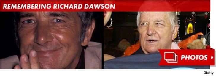 Richard Dawson Dead -- 'Family Feud' Host Dies of Cancer