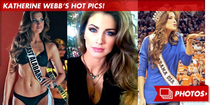 Katherine Webb's Hot Shots