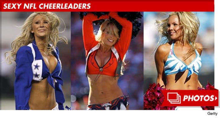 Sexy NFL Cheerleaders!