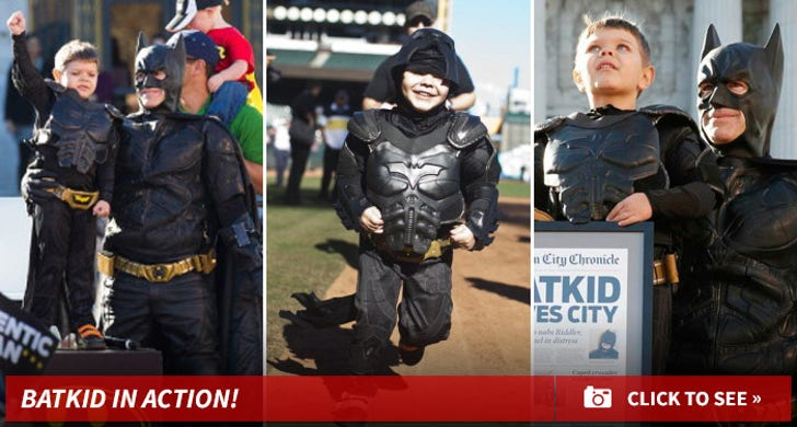 Batkid Saves San Fransisco