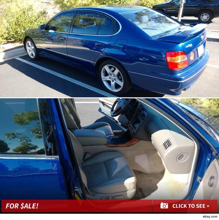 Leo's Lexus -- The eBay Auction!