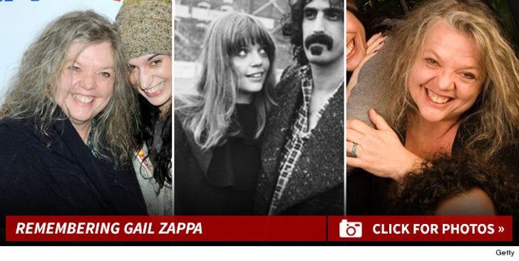 Remembering Gail Zappa