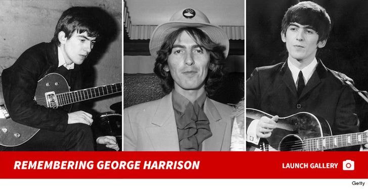 Remembering George Harrison