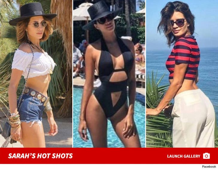 Sarah Duque Lovisoni's Hot Shots