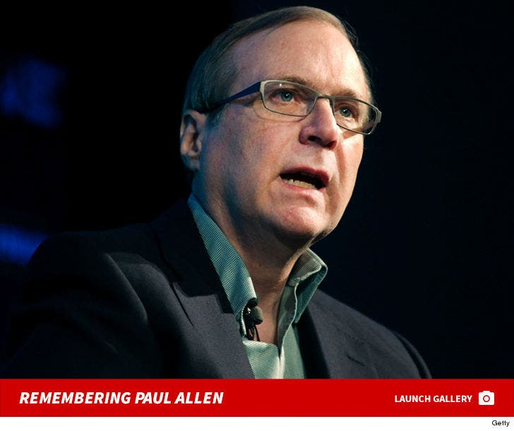 Remembering Paul Allen