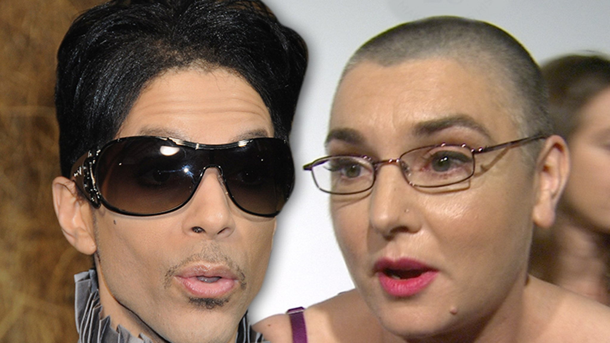 Prince's Ex-Wife Mayte Garcia Slams Sinead O'Connor for