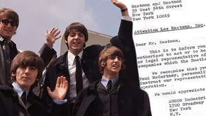 The Beatles Breakup: Letters Hinting at Split For Sale for Over Half a Mil