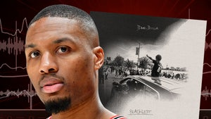 NBA's Damian Lillard Says 'F*** You' To Racists In Song Honoring George Floyd