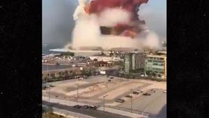 Massive Explosion in Beirut Caused By 2,750 Tons of Ammonium Nitrate