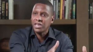 Raptors' Masai Ujiri 'Didn't Sleep For Days' After Cop Shove Video Released