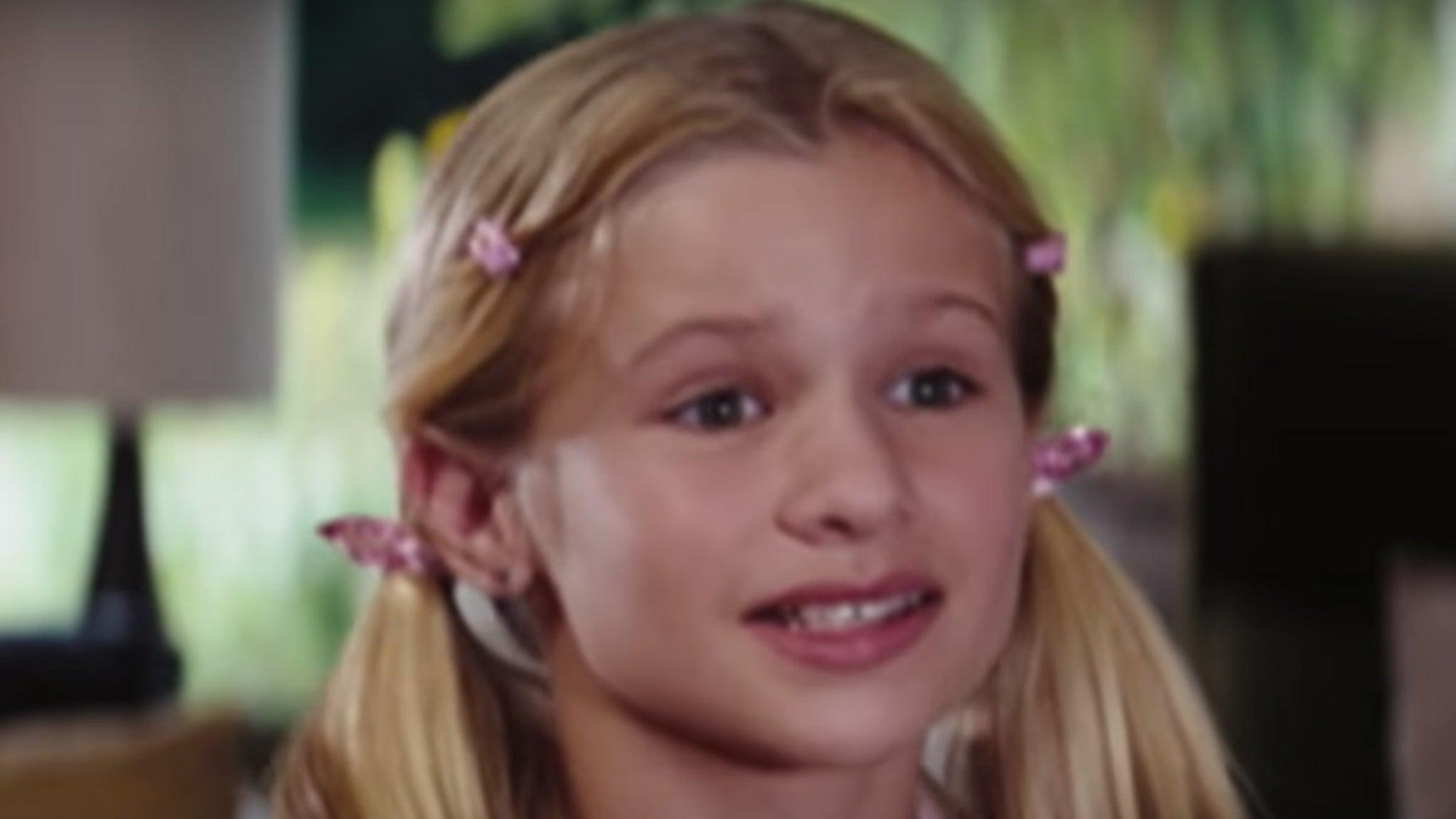 Бейли в «Сестриче странствующих штанов» Мемба Хер ?!