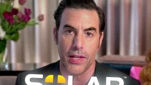 Sacha Baron Cohen Sues Cannabis Company Over 'Borat' Weed Billboard