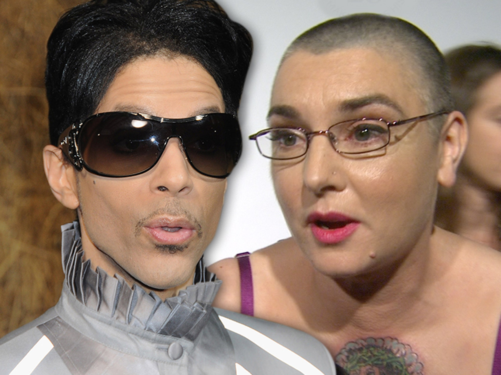 Prince's Ex-Wife Mayte Garcia Slams Sinead O'Connor for Violence