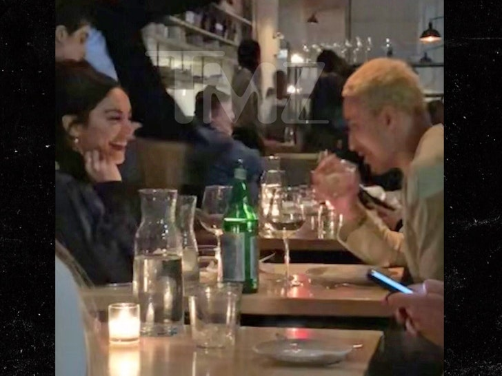 Kyle Kuzma Spotted With Newly Single Actress Vanessa Hudgens